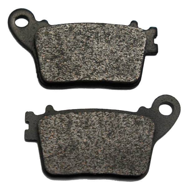 Rear Carbon Disc Brake Pads Kawasaki ZX6R 13-18 ZX10R 11-18