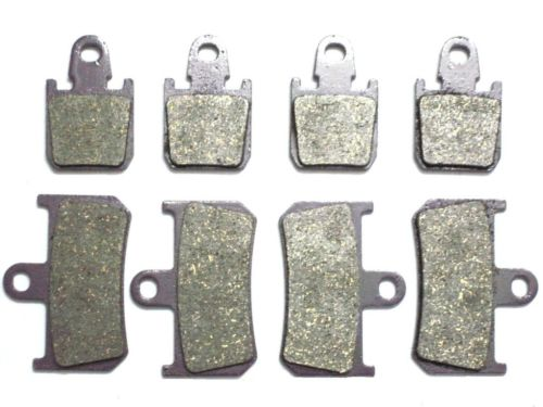 Front Carbon Disc Brake Pads Yamaha R1 07-14