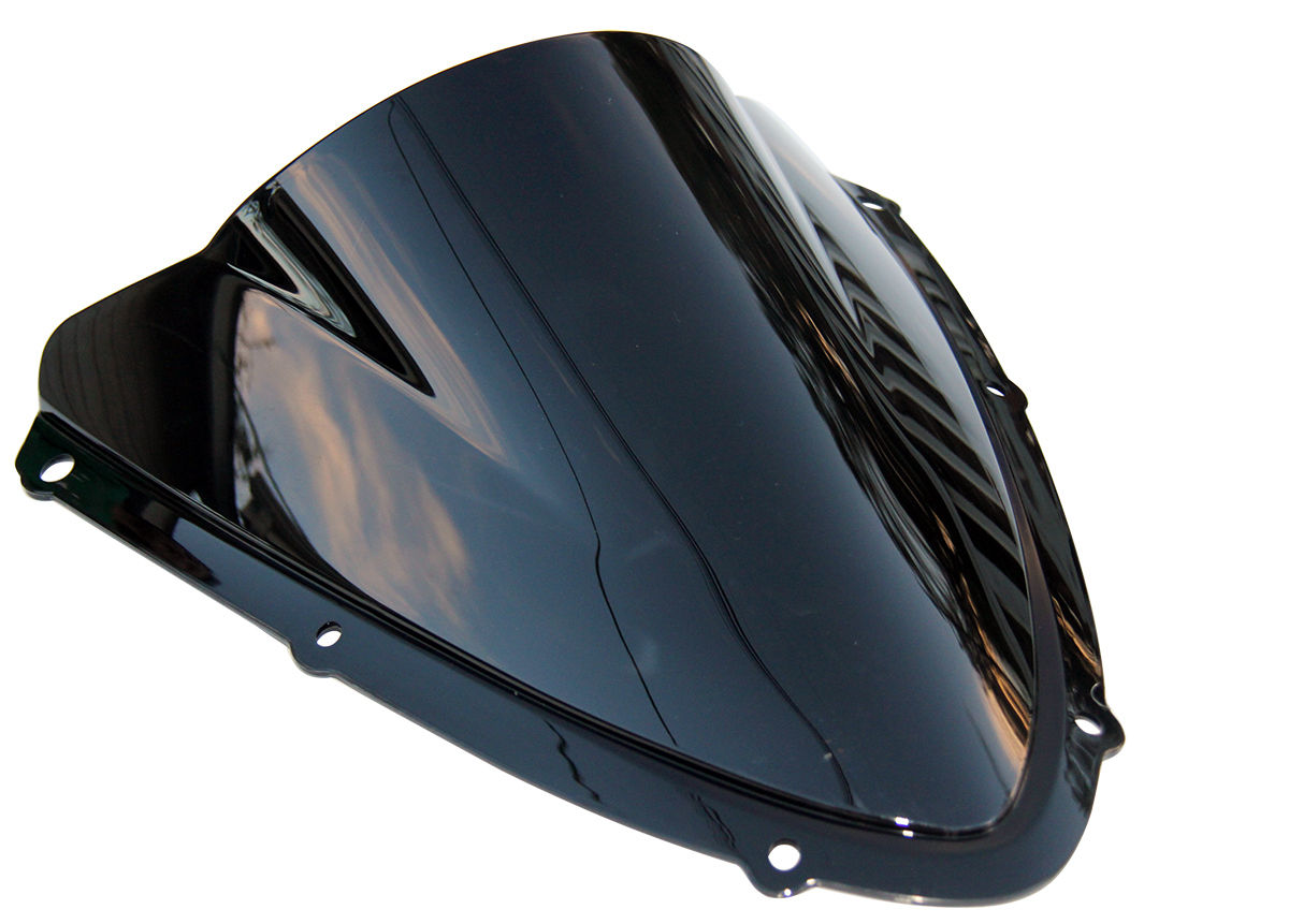 Windshield WindScreen Suzuki GSXR 600/750 08-10 K8 Black