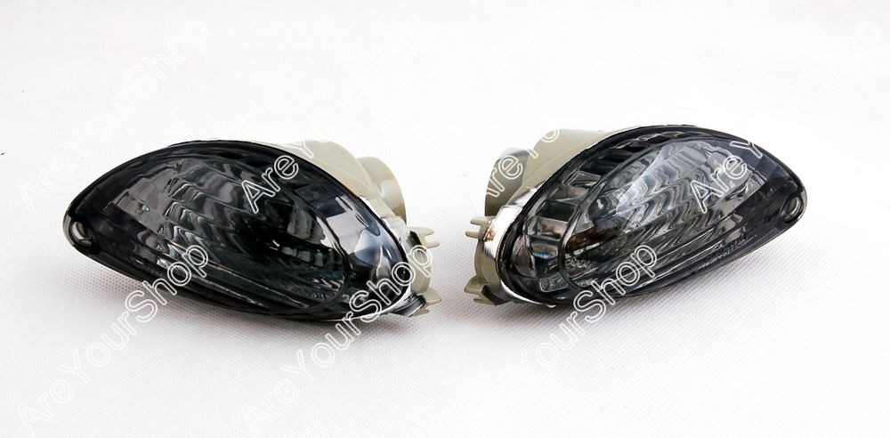 Rear Turn Signals Suzuki Hayabusa GSXR1300  08-14 Smoke