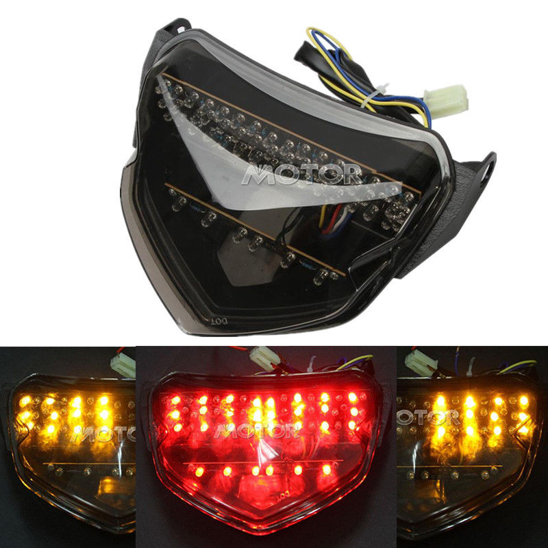 integrated led taillight turn signals gsxr 600 750 techparts. Black Bedroom Furniture Sets. Home Design Ideas