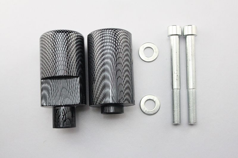 Frame Sliders Suzuki GSXR 1000 05-06 Carbon