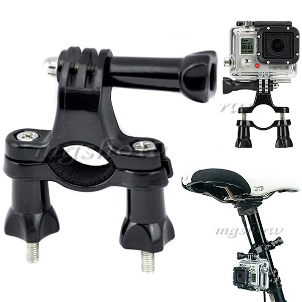 Motorcycle Bike Bicycle Camera Handlebar Mount GO Pro 2, 3