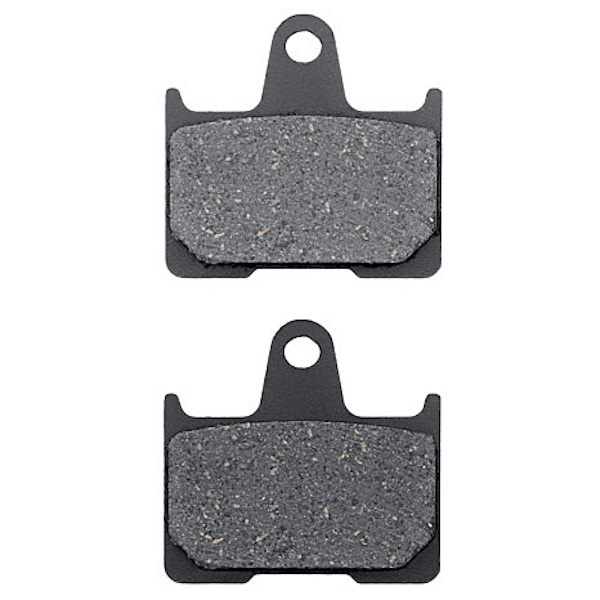 Rear Carbon Disc Brake Pads Suzuki GSXR 600/750 04-05 GSXR 1000