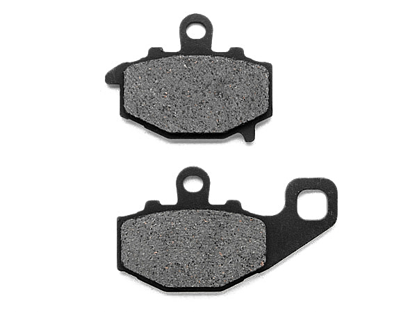 Rear Carbon Disc Brake Pads Kawasaki ZX6R 636 95-16 ZX10R 98-10