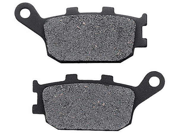 Rear Carbon Disc Brake Pads Yamaha R6 03-15 R1 04-15