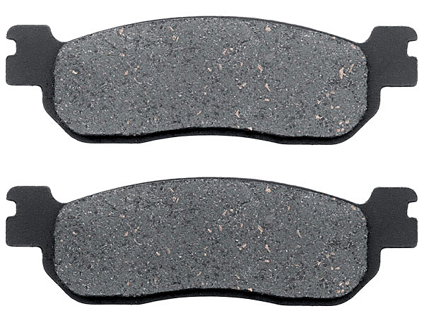 Rear Carbon Disc Brake Pads Yamaha R6 99-02 R1 02-03