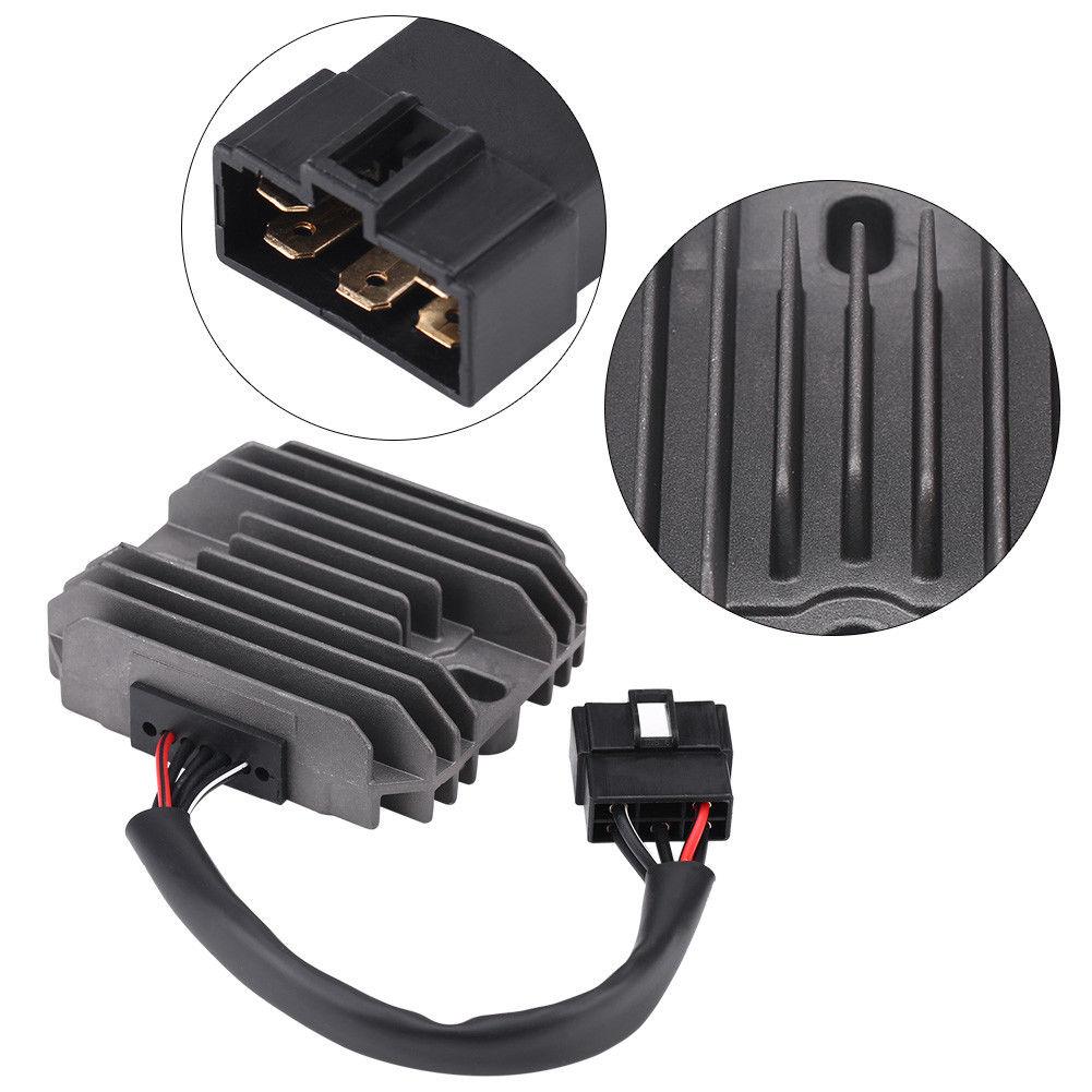 Voltage Regulator Rectifier Gsxr600 Gsxr750 97 05 Techparts