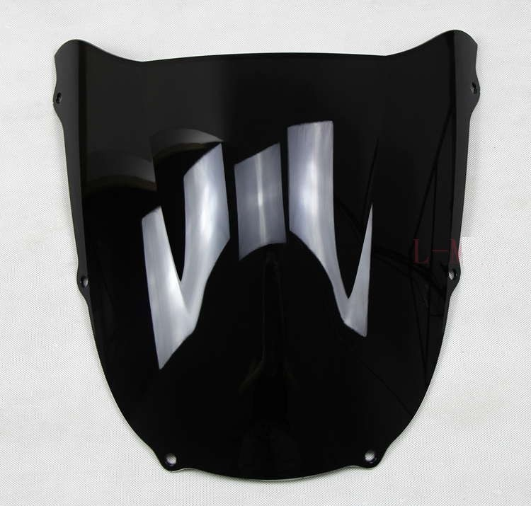 Windshield WindScreen DB Kawasaki ZX6R 98-99 Black