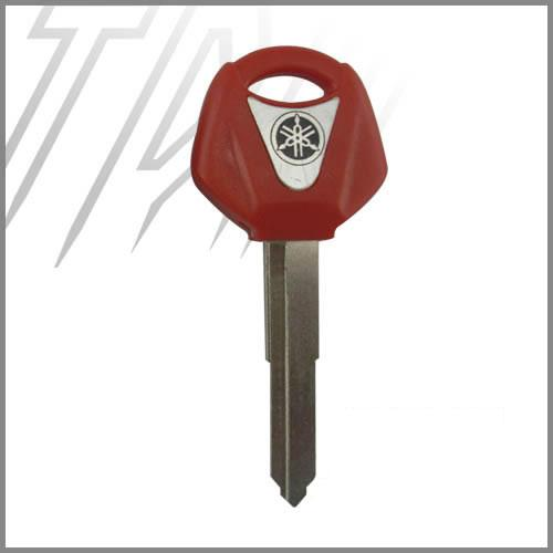 Yamaha Blank Key Red